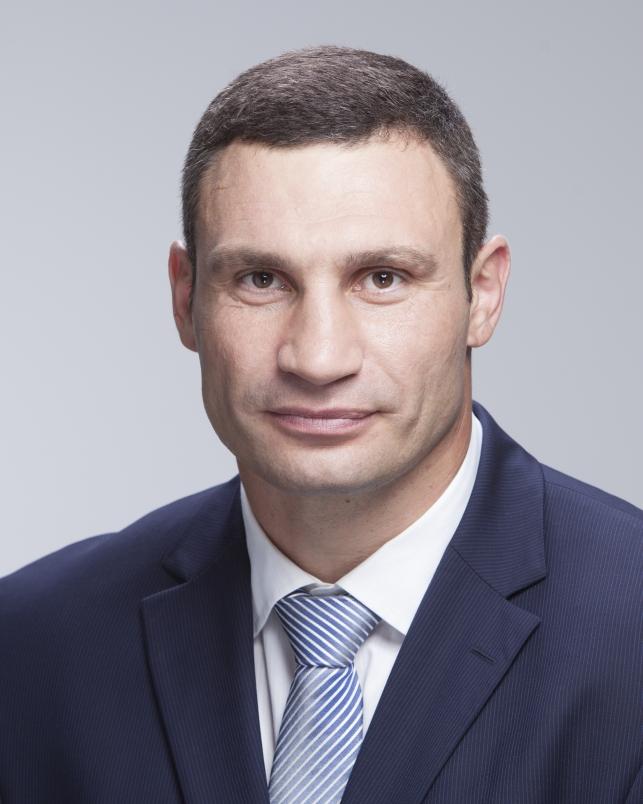 Кличко Віталій Володимирович