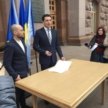 Реформування публічного простору в будівлі Київської міської ради